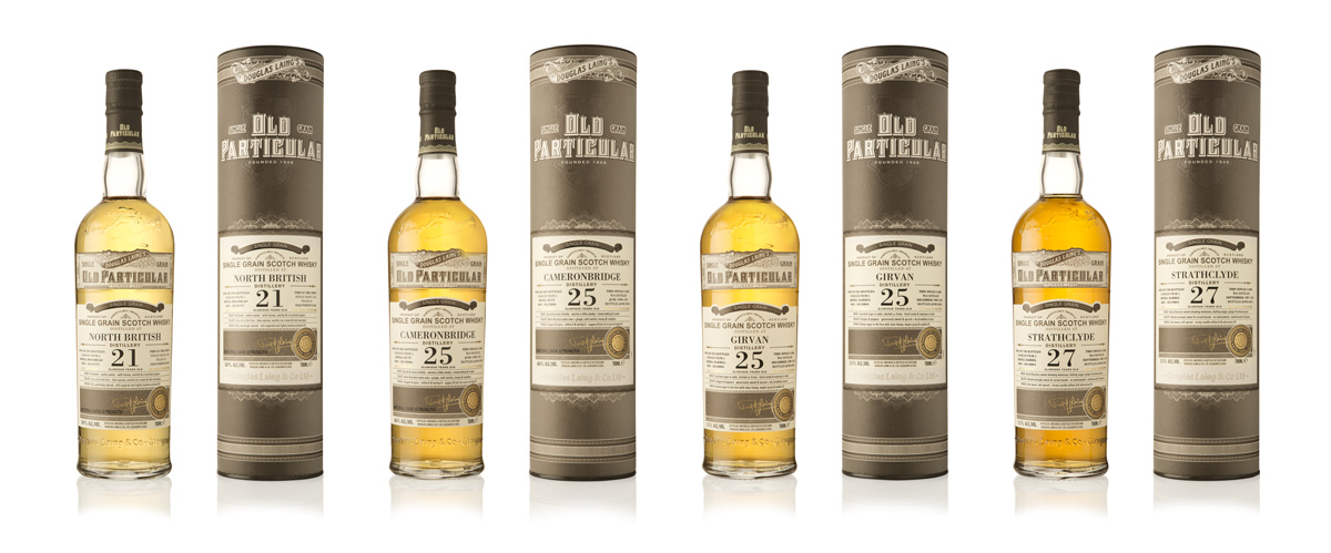 Old Particular Grain Whisky