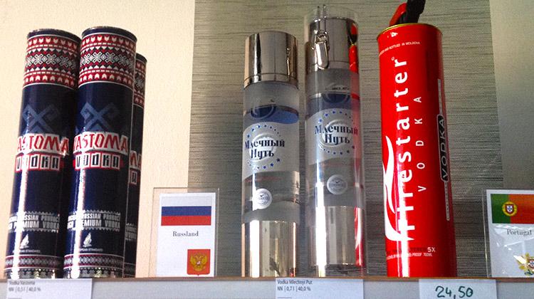 Vodka East und West