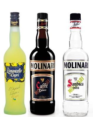 Molinari Marken ab 1. Jänner 2016 im Portfolio von BORCO Österreich