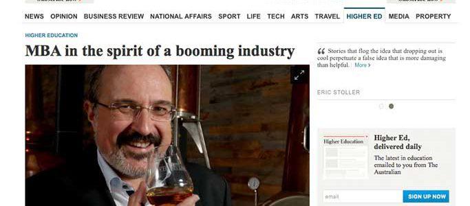 Down Under: Spirituosen-Botschafter® reist nach Australien